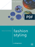 Mastering Fashion Styling