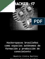 Primavera Hacker 17