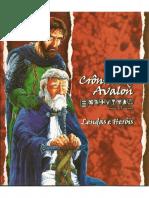 Crônicas de Avalon - Lendas e Heróis - Biblioteca Élfica.pdf