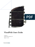 Visual Hub Users Guide