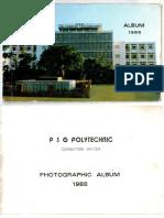 PSG 1988 Photo Album