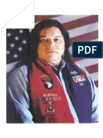 2nd Lt Billy Bob Walkabout - Cherokee Nation - Most Decorated Native American in Viet Nam War