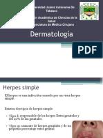 Herpes y VPH
