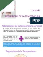 Unidad 1 Regulacion de La Temperatura 2018