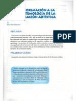 Teorias de La Educación Artística - Jaime Ruiz Solorzano