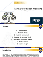 Presectation Slide Plate Tectonics