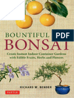 Bountiful Bonsai - Create Instant Indoor Container Gardens