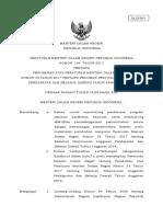03 Permendagri no.134_th_2017 ttg Perubahan Permendagri 33 th 2017.pdf