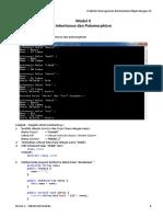Modul 2 - Inheritance Dan Polymorphism