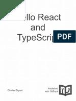 Hello React and Typescript