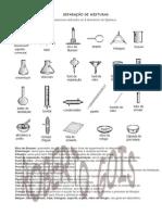 Química RG - CadExp Separação de Misturas