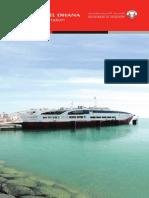 Jabel Dhana Ferry Leaflet
