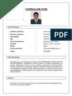 CV - Ortega Nevin Jhonny - cortor +