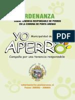 ordenanza municipal