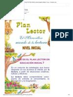 (1) PLAN LECTOR de INICIAL _ Liliana Angelica Attilano Freyre - Academia.edu