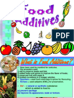 5.2 Food Additives