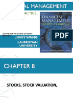 Stock Valuation Ppt