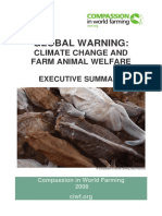 Global Warning Executive Summary 1