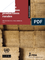 Inclusión Financiera de Pequeños Productores Rurales