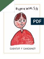 Maria Elena Walsh Por La Sala Anaranjada
