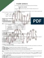 Química RG - Funções Químicas Inorgânicas