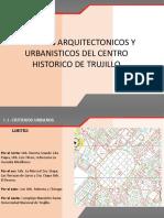 Patrones Arquitectonicos y Urbanisticos de Trujillo