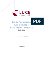 Cinecitta Plan