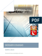 Dossier Pedagógico