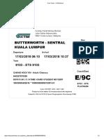 Print Ticket - KTM Berhad