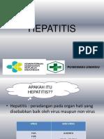 Hepatitis Penyuluhan