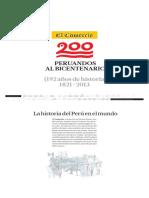 192 AÑOS DE HISTORIA DEL PERÚ