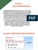Anoxic Nitrification