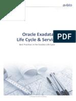 En Avato Whitepaper ExadataLifeCycleServices