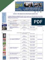 __cursos y Diplomados - Colegio de Profesores Del Perú_