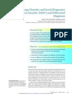 DSM V
