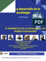 Desarrollo de La Sociologia (1)