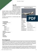 Cessna Citation X - Wikipedia