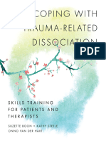 Coping With Trauma-Related Dissociation by Suzette Boon
