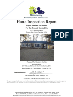 Home Inspection Report in PDF