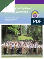 Report of APR Workshop on CBS