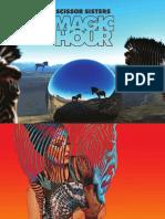 Digital Booklet - Magic Hour