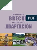 171002 Informe Sobre La Brecha Finciera Para La Adaptacion