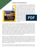 La cúpula de Brunelleschi (article)