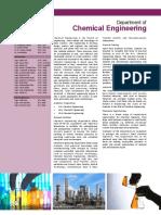 Department of Chemical Engg. UET Peshawar