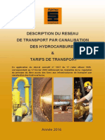 Description Reseau Transport Tarifs Transport Annee 2016