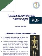 1 Generalidades Osteología 10-03-11