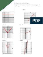 Pre Calculus Notes 1.3