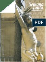 Semana Santa en Caudete 1998