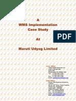 Maruti WMS