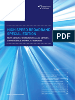 High Speed Broadband Brochure An